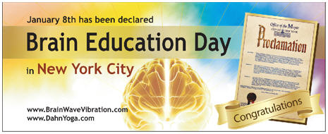 Brain Education day in New York